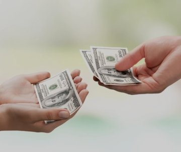 Rules for spousal support in Dolores County